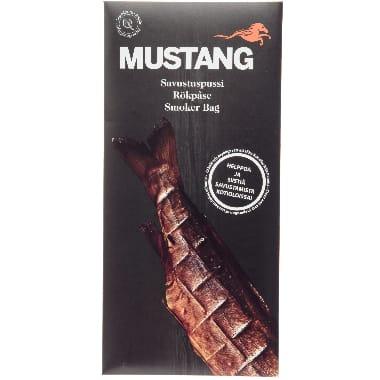 Maiss kūpināšanai, Mustang