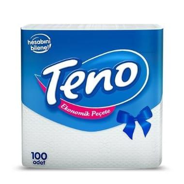 Salvetes Teno, 30x30 cm, 100 gab.