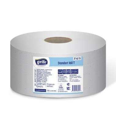 Tualetes papīrs Grite Standart, 160 m