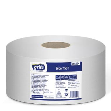 Tualetes papīrs Grite Super, 150 m