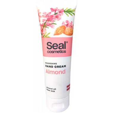 Barojošs roku krēms mandeļu, Seal, 80 ml