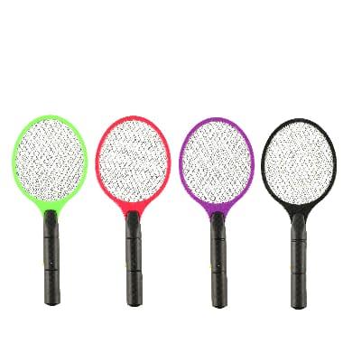 Elektriskā mušu pletne, Antibit krāsaina
