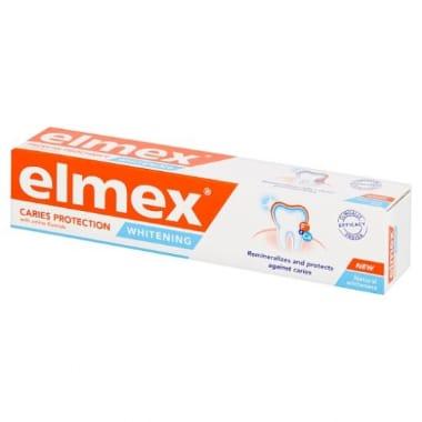 Zobu pasta Whitening Elmex, 75 ml