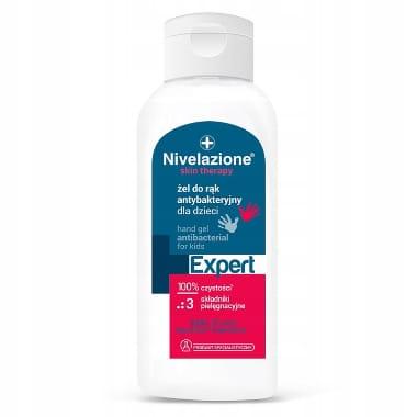 Antibakteriāls gels rokām bērniem Nivelazione, 50 ml