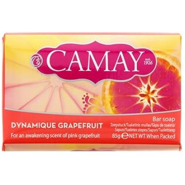 Ziepes Camay, Dynamique Grapefruit, 85 g