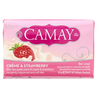 Ziepes Camay Creme&Strawberry, 85 g