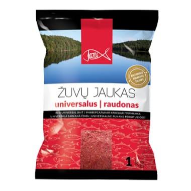 Universāla zivju ēsma Jazu,1kg