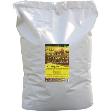 Zālāja maisījums pļaušanai Nr.2, 10 kg
