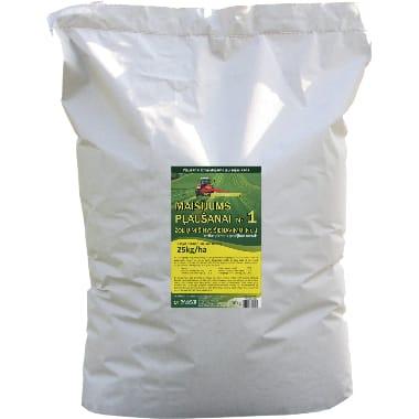 Zāliena maisījums pļaušanai Nr.1, 10 kg