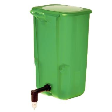 Dzirdne trušiem zaļa Kerbl, 1 L