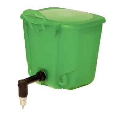 Dzirdne trušiem zaļa Kerbl, 500 ml