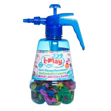 Ūdens pudele ar 300 baloniem, i-Play