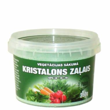 Kristalons zaļais 18-18-18, 250 g