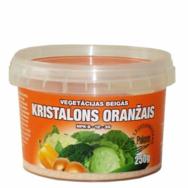 Kristalons oranžais 6-12-36, 250 g