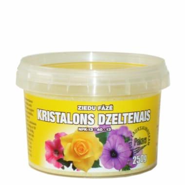 Kristalons dzeltenais 13-40-13, 250 g