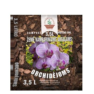 Augsne orhidejām, 3,5 L