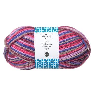 Dzija multicolor violeta, 100 g