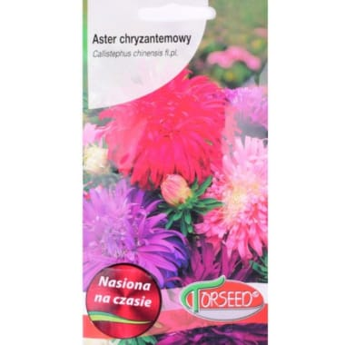 Krizantēmu asteres mix Torseed, 0,1 g