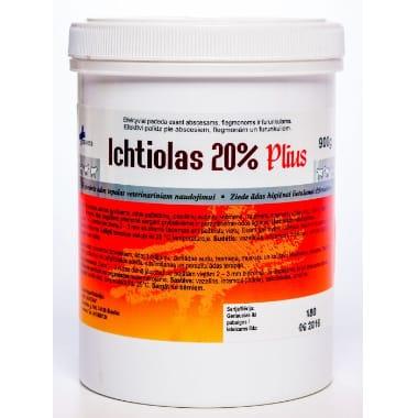 Ziede Ichtiolas 20% Plius, 900 g