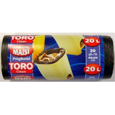 Atkritumu maisi Toro, 20 L, 20 gab.