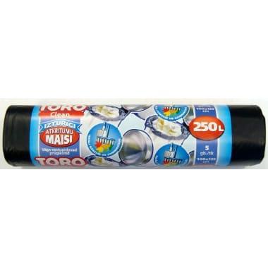 Atkritumu maisi Toro, 250 L, 5 gab.