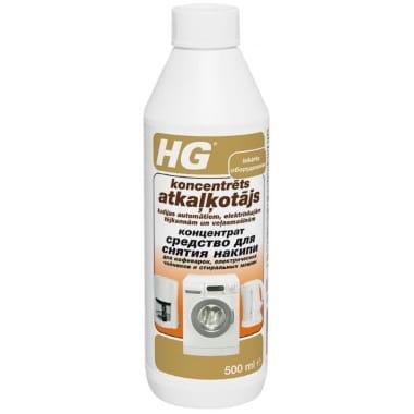 Koncentrēts atkaļķotājs iekārtām HG, 500 ml