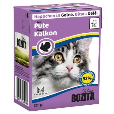 Kaķu barība ar tītara gaļu Bozita, 370 g