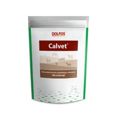 Papildbarība Calvet, 2 kg