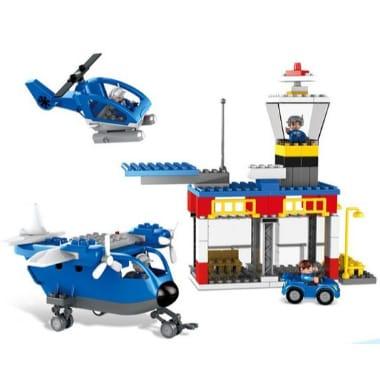 Lego komplekts Policijas Depo