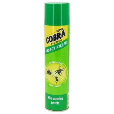 Rāpojošu kukaiņu apkarošanas līdzeklis Cobra, 400 ml