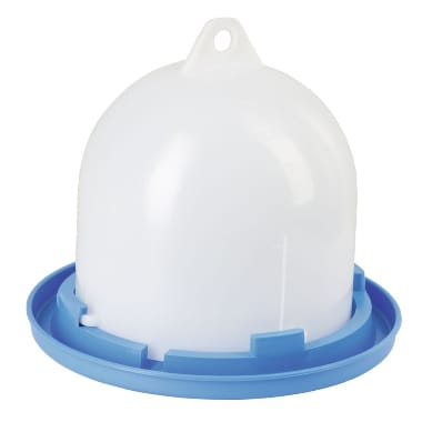 Dzirdne mājputniem zila Kerbl, 3,5 L