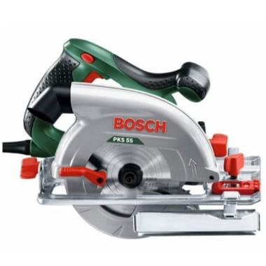 Ripzāģis Bosch PKS 55, 160 mm, 1200 W