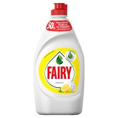 Trauku mazgāšanas līdzeklis Lemon Fairy, 450 ml