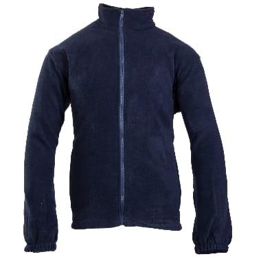 Flīša jaka Benefit Fogg Polar, tumši zila