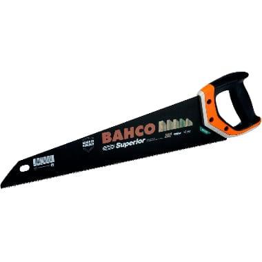 """Rokas zāģis Bahco Ergo Superior 19"""" 475 mm"""