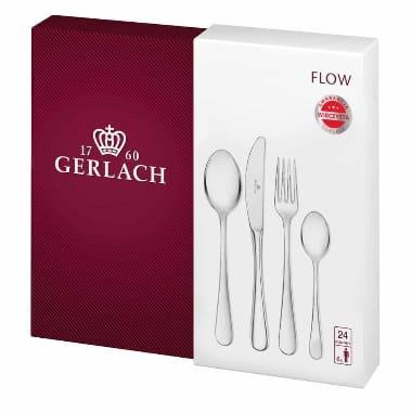 Galda piederumu komplekts FLOW Gerlach, 24 gab.