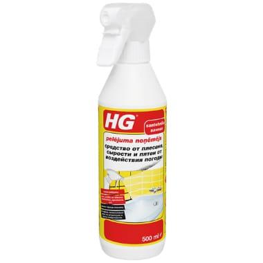 Putojošs sprejs pelējuma un sēnītes likvidēšanai HG, 500 ml