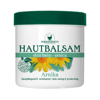 Ķermeņa balzams ar Arniku HerbaMedicus, 250 ml