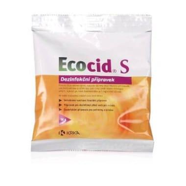 Dezinfekcijas līdzeklis Ecocid S, 50 g
