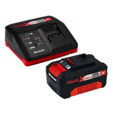 Akumulators ar lādētāju Einhell, 18 V, 4,0 Ah