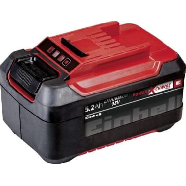 Akumulators Einhell Power-X-Change Plus, 18 V, 5,2 Ah