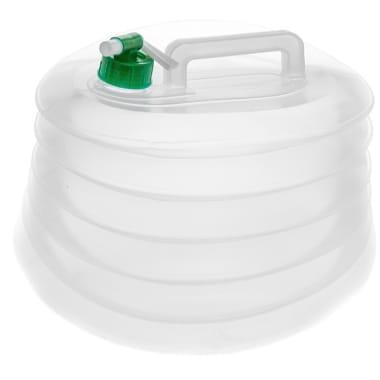 Salokāma ūdens kanniņa ar vārstu, 15 L