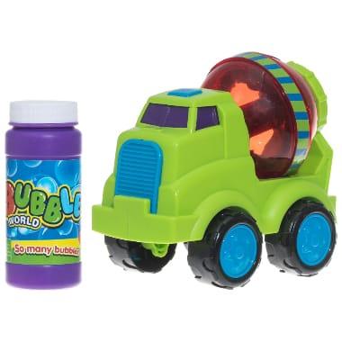 Burbuļmašīna koši zaļa, I-play