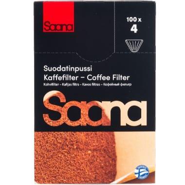Kafijas filtri Saan, 100 gab.