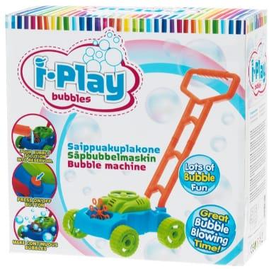 Burbuļu mašīna zāles pļāvējs, i-play
