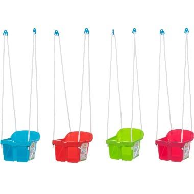 Plastmasas šūpoles bērniem, i-play