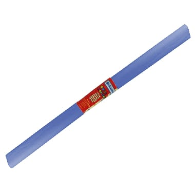 Kreppapīrs gaiši zils, 50 x 200 cm