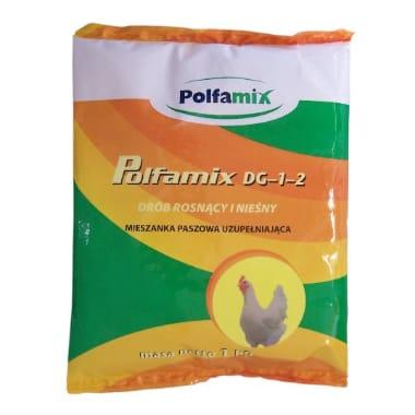 Minerālpiedeva putniem Polfamix, 1 kg