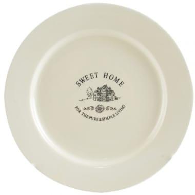 Šķīvis Sweet Home, Ø 21 cm