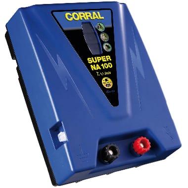 Elektriskais gans Corral NA100, Kerbl